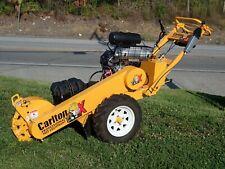 New Carlton Sp2000 Self Propelled Stump Grinder 27 Hp Kohler Gas Engine