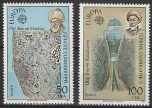 Turkye postfris 1983 MNH 2631-2632 - Europa / Cept