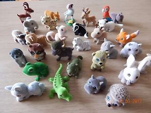Animals jungle in my pocket woodland friends 15 figures for Classic jungle house for small animals