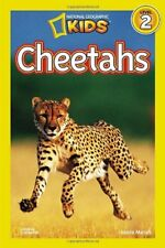 Readers: Cheetahs by National Geographic Kids Staff and Laura Marsh (2011, Paperback)