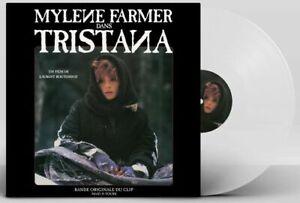 Mylene-Farmer-12-034-Tristana-Bande-Originale-Du-Clip-Vinyle-Transparent
