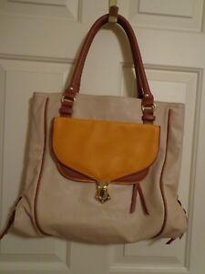 Steve Madden Handbag-Shoulder Bag-Handbag Multi-Color Size Large
