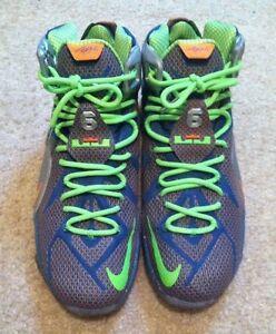 46c167523963 Image is loading Nike-LeBron-12-034-Trillion-Dollar-Man-034
