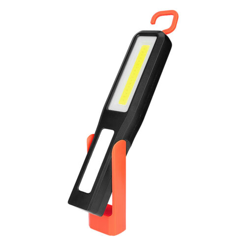 COB LED Magnetic Work Light USB Rechargeable Inspection Lamp Hand Torch Cordless
