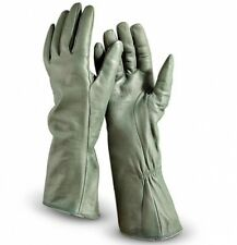 New Genuine Leather Solt Military Army Gloves Pilot Officers gloves car driving