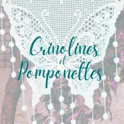 CRINOLINES ET POMPONETTES