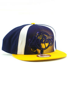 the latest 111ff 08039 Image is loading New-Era-NBA-Los-Angeles-LA-Lakers-9fifty-
