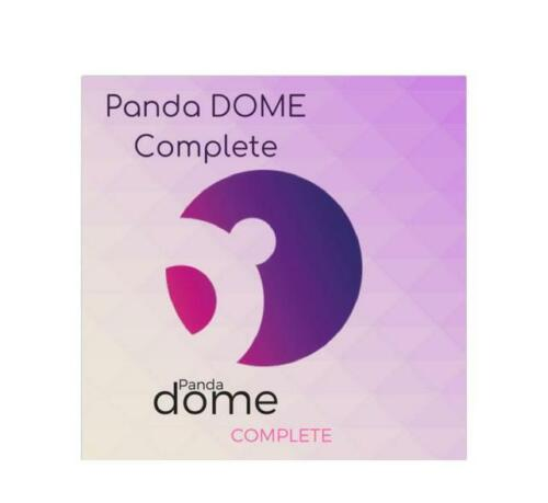 Panda Dome Complete 2019  1 PC or 1 Device for 1 year   PC MAC Android by email