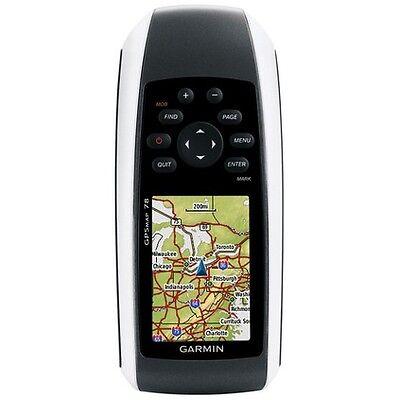 Garmin Hanheld GPS GPSMAP 78 - Brand NEW Boating Camping Fishing