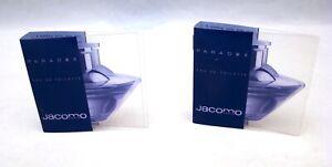 Jacomo-Paris-PARADOX-for-Women-Eau-de-Toilette-Lot-10-Sample-Vials-NEW-VINTAGE