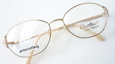Aspirante Occhiali Titanio Versione Facilmente Senza Nichel Donna Affascinante 8213 Grandi Bicchieri Misura M-mostra Il Titolo Originale