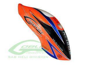 H0965-s - Canopy Orange Goblin 570 Sport 8935254812197