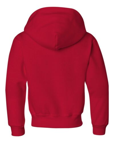 S-XL JERZEES NuBlend Youth Boys or Girls Hooded Sweatshirt 996YR Hoodie