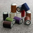 78m Waxed Cord Thread Wax DIY Bracelet Jewelry Linen Spool Leather Craft Sewing