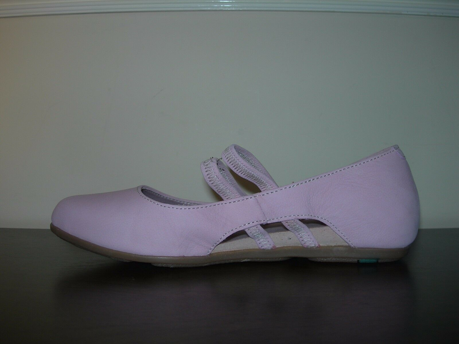 EL NATURALISTA WOMEN'S SHOES MARY JANES PALE PINK PINK PINK LEATHER EU SIZE 39   UK 6 7c8199
