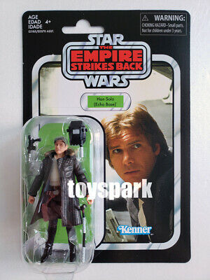 Star wars vintage collection Hoth Echo Base Han Solo VC03 loose