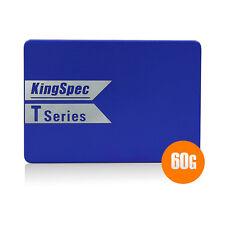 """KingSpec T Series SSD 2.5"""" SATA3  60GB Desktop Notebook Solid State Drive"""