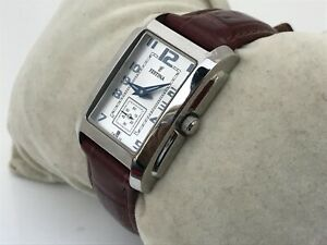 Festina Ladies Watch Registered Model F16198 Brown Genuine Leather Band 5ATM