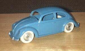 Dinky-181-Volswagen-Beetle-Original-Model-Restored-DT077