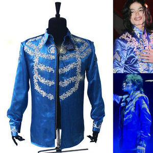 Rare MJ Michael Jackson This is it Crystal AUDIGIER S 50TH BIRTHDAY ... fef028d0d65e