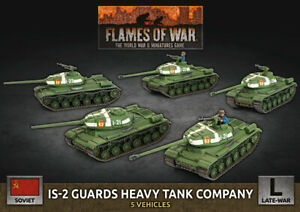 IS-2-Guards-Heavy-Tank-Company-x5-Plastic
