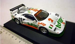 FER010 IXO 1 43 Ferrari F40 Le Mans Mans Mans 1994 Motorsport 4123dd