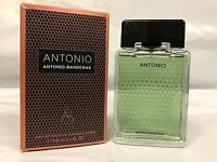Antonio By Antonio Banderas Classic Men Edt Spray 3.4oz 100ml See Pics