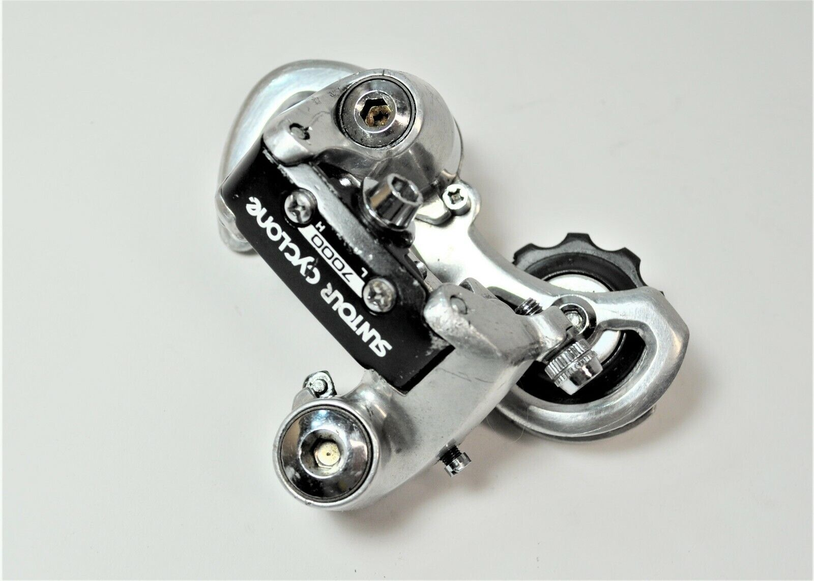 MAEDA SUNTOUR CYCLONE 7000 BICYCLE  SHORT CAGE REAR DERAILLEUR RD-CL10  the newest brands outlet online