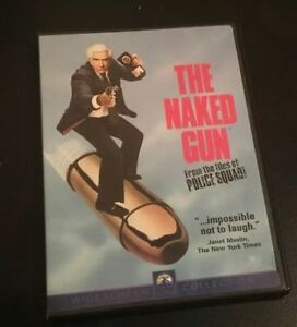 The Naked Gun: From the Files of Police Squad DVD I Love