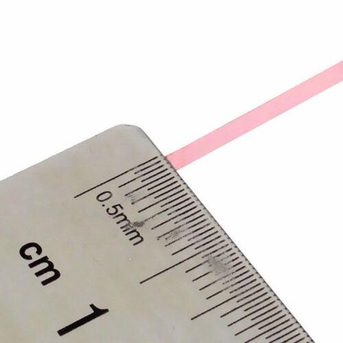 50M PE doppeltes seitliches Klebeband starkes klebriges Kleber Handy 2-10mm Mode