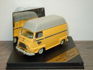 Renault-Estafette-Van-High-Roof-PTT-France-1959-City-1-43-in-Box-33123
