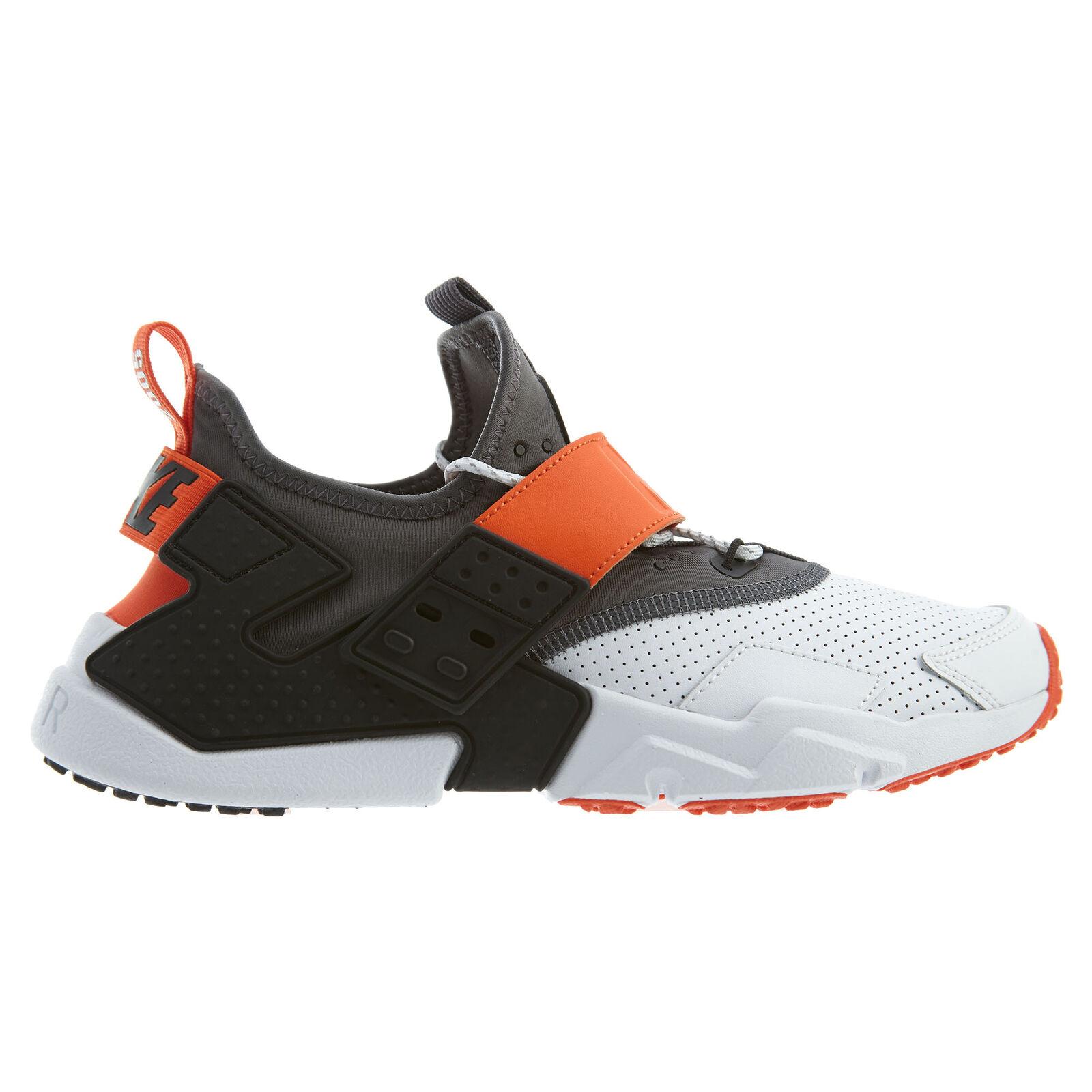 5666a0addf Nike Air Huarache Drift AH7335-102 White Grey orange shoes Size 7.5 Premium  Mens ntifcr124-Athletic Shoes