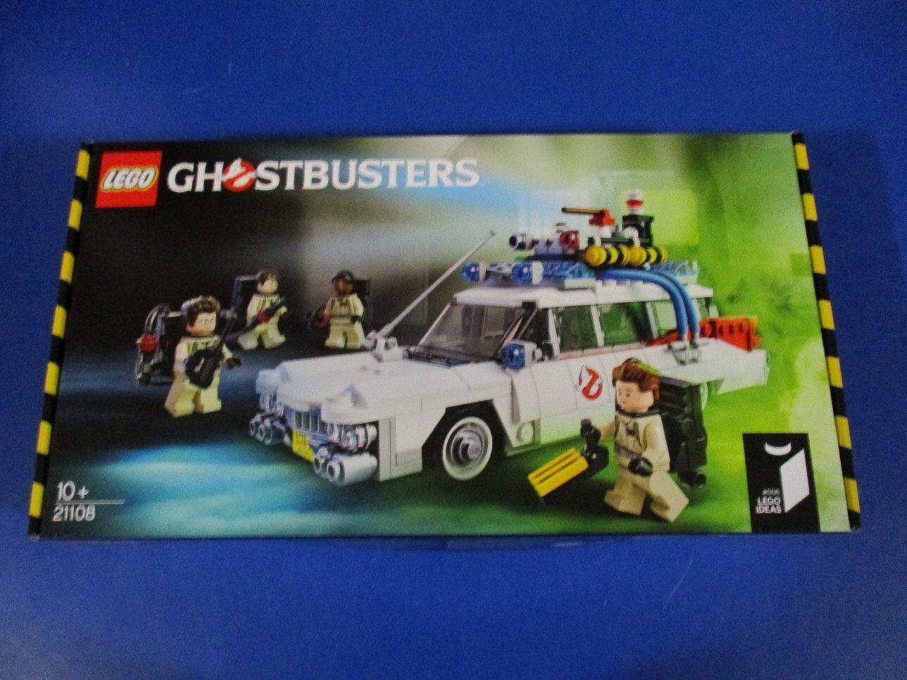 LEGO 21108 Cuusoo Ghostbusters Ecto-1 NEU OVP