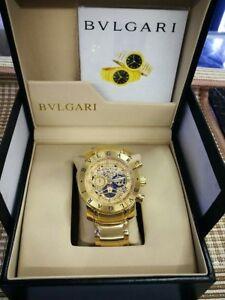 Authentic-Bvlgari-Watch-Automatic