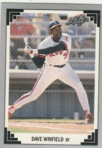 FREE-SHIPPING-MINT-1991-LEAF-499-DAVE-WINFIELD-ANGELS