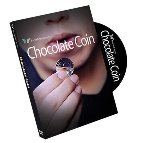 Chocolate Coin by SansMinds - original - Street Magic - Games of Magic