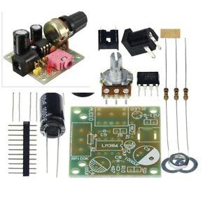 LM386-Super-Mini-Amplifier-Board-Module-3V-12V-DIY-Kit-Perfect