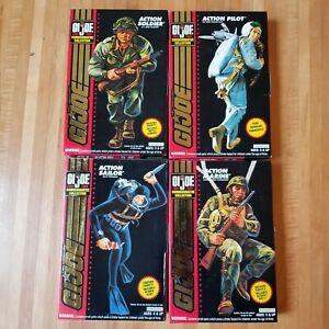 GI-Joe-Commemorative-Collection-Action-Soldier-Pilot-Sailor-amp-Marine