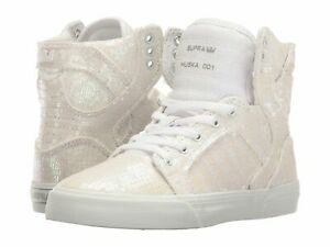 SUPRA-Skytop-Youth-Kids-White-Sequin-58002-161-M