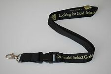 Select Gold Schlüsselband / Lanyard / Keyholder