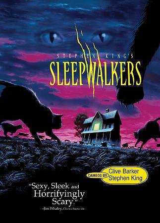 Sleepwalkers Sleep Walkers DVD Stephen King New and Sealed Australian Release
