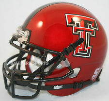 TEXAS TECH RED RAIDERS (RED Guns Up) - Schutt XP Mini Helmet