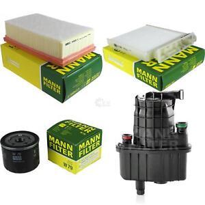 Mann-Filter-Paquete-Renault-Clio-III-BR0-1-CR0-1-1-5-Dci-Grandtour-KR0-1-BB0-1
