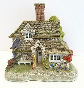 Lilliput-Lane-Cottage-1990-Sweet-Briar-Collection-Hand-Made-UK