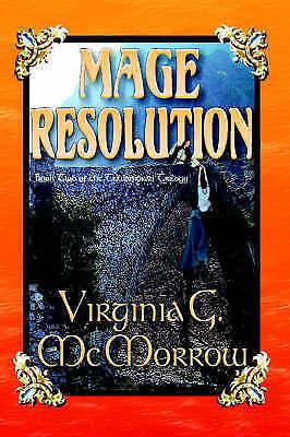 Mage Resolution, McMorrow, Virginia, G., New Book