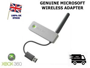 Official-MICROSOFT-Xbox-360-Wireless-G-Network-Wifi-Adapter-1ST-CLASS-POST