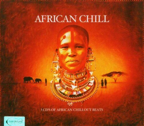 1 of 1 - African Chill - African Chill - African Chill CD XGVG The Cheap Fast Free Post