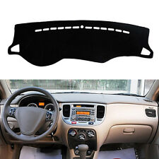 Inner Dashboard Dash Mat DashMat Sun Cover Pad For 2006 - 2010 KIA RIO