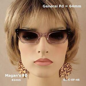 Bausch-amp-Lomb-B-amp-L-CAT-EYE-True-Antique-NOS-Eyeglasses-and-Case-22X46