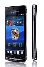 "4.2"" Sony Ericsson Xperia arc S LT18i 8MP 1GB Libre TELEFONO MOVIL NEGRO Black"